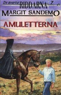 bokomslag Amuletterna Hft 7 Svarta Riddarna