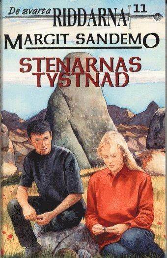 bokomslag Stenarnas tystnad Hft 11 Svarta Riddarna