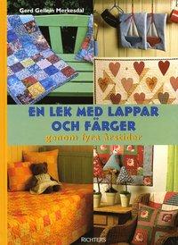 bokomslag En lek med lappar och färger