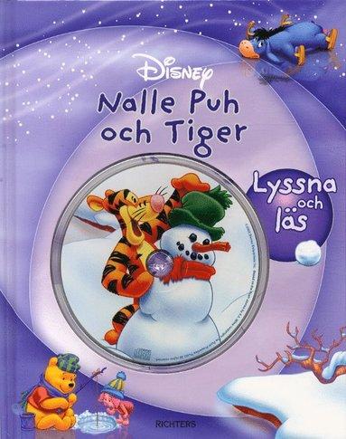 bokomslag Nalle Puh och Tiger