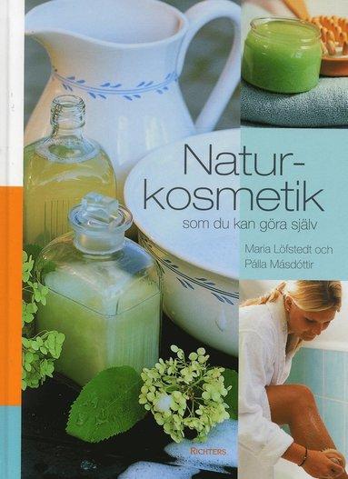 bokomslag Naturkosmetik som du kan göra själv