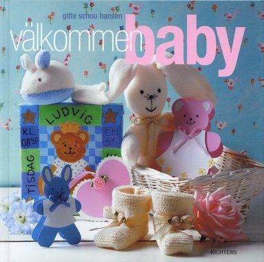 bokomslag Välkommen Baby