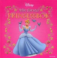 bokomslag Min första prinsessbok