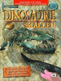 bokomslag Dinosaurieskallen