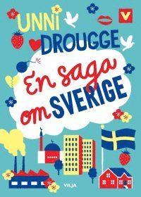 bokomslag En saga om Sverige (bok + ljudbok)