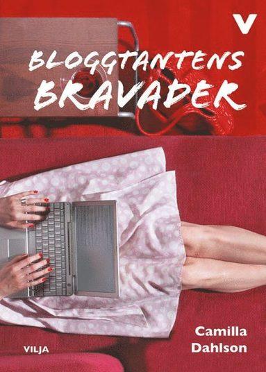 bokomslag Bloggtantens bravader (Ljudbok/CD + bok)