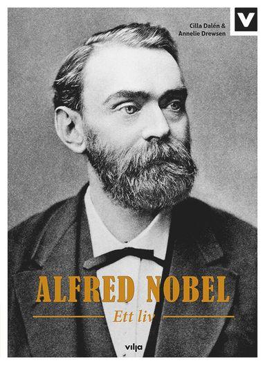 bokomslag Alfred Nobel - Ett liv