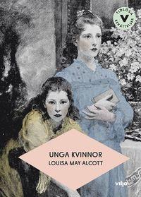 bokomslag Unga kvinnor (lättläst)