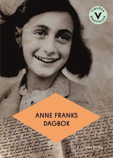 bokomslag Anne Franks dagbok (lättläst)
