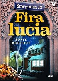 bokomslag Fira lucia (Bok + CD)