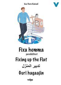 bokomslag Fixa hemma (parallelltext)