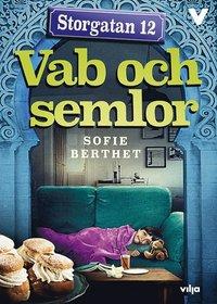 bokomslag Storgatan 12 - Vab och semlor + Ljudbok/CD