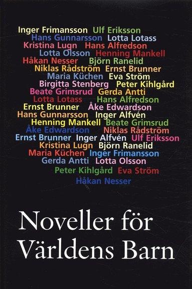 bokomslag Noveller för Världens Barn