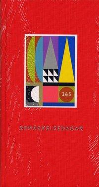 bokomslag Bemärkelsedagar (röd)