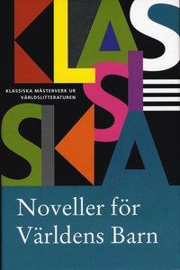 bokomslag Noveller för världens barn 2007