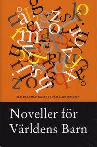 bokomslag Noveller för Världens Barn 2009