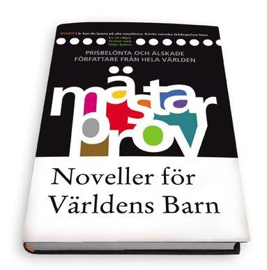 bokomslag Noveller för Världens Barn 2011 inkl ljudbok i Mp3-format