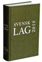 bokomslag Svensk lag 2018