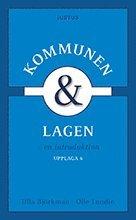 bokomslag Kommunen och lagen : en introduktion