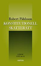 bokomslag Konstitutionell skatterätt