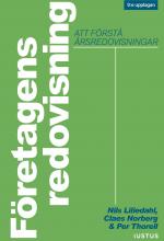 bokomslag Företagens redovisning : att förstå årsredovisningar
