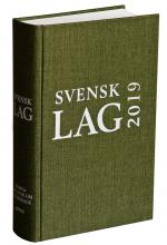 bokomslag Svensk Lag 2019