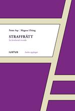 bokomslag Straffrätt : en kortfattad översikt