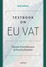 bokomslag Textbook on EU VAT