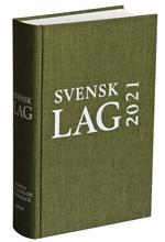 bokomslag Svensk lag 2021