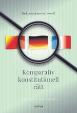 bokomslag Komparativ konstitutionell rätt