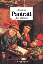 bokomslag Panträtt i fast egendom