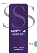bokomslag Skattesystemet : övningsbok