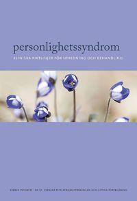 bokomslag Personlighetssyndrom : kliniska riktlinjer för diagnostik och behandling