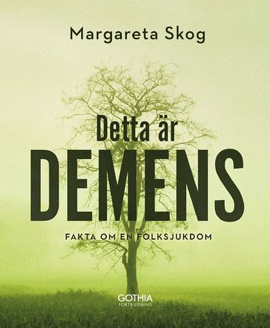bokomslag Detta är demens : fakta om en folksjukdom