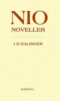 bokomslag Nio Noveller