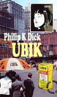 bokomslag Ubik