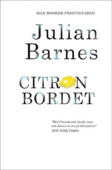 bokomslag Citronbordet