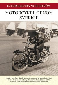bokomslag Motorcykel genom Sverige