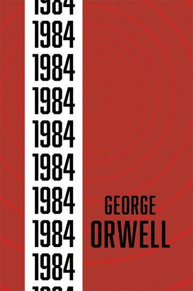 bokomslag 1984 (Nittonhundraåttiofyra; Nitton åttiofyra)