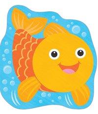 Lilla fiskens badbok