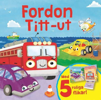 bokomslag Fordon : titt-ut