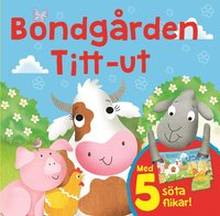 bokomslag Bondgården : titt-ut