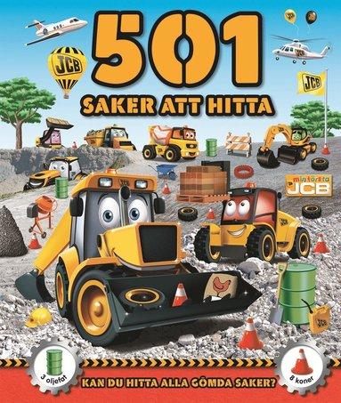 bokomslag 501 saker att hitta