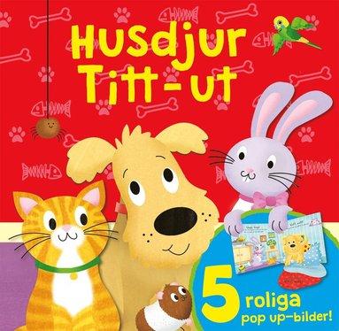 bokomslag Husdjur - Titt-ut
