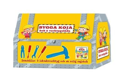 bokomslag Bygga koja. Bok och verktygslåda