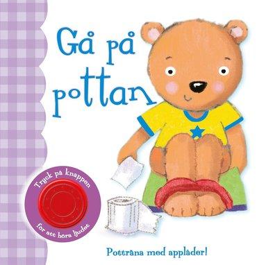 bokomslag Gå på pottan (med ljudknapp)