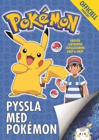 bokomslag Pyssla med Pokémon