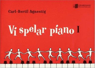 bokomslag Vi spelar piano 1