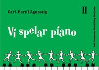 bokomslag Vi spelar piano 2