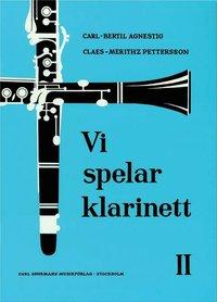 bokomslag Vi spelar klarinett 2